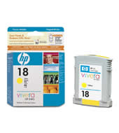 HP C4939A #18 YELLOW