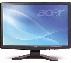 Acer X163WL 15.6-inch Widescreen LED Monitor