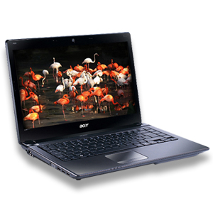 Acer Aspire 4750G-2312G50Mn with Intel Core i3-2310M, 500GB HDD, nVidia GeForce GT 540M 1GB (Black, Blue)