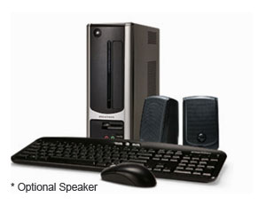 eMachines  by Acer (EL1700-014 Pentium Dual Core) Small Form Factor Desktop