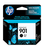HP CC653AA #901 Black Ink Cartridge
