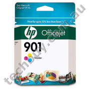 HP CC656AA #901 tri color Ink Cartridge