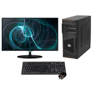 VPC V-Power Ci544603i PC Core i5-4460/4GB/1TB/2GB GT730/DVD+/-RW/21.5-inch LED/USB Keyboard & Mouse
