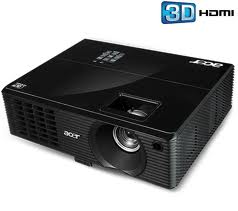 Acer X1213PH  3200 ANSI Lumens,HDMI Ready