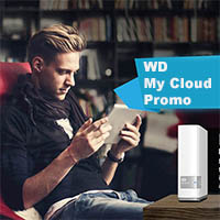 WD My Cloud Promo