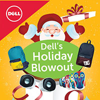 Dell Holiday Blowout