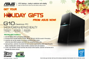Asus Holiday Gifts