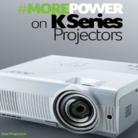 ACER PROJECTOR HOLIDAY CAMPAIGN