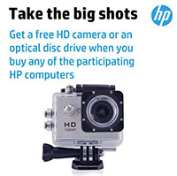 HP Take The Big Shots Promo!!!