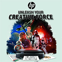 HP STAR WARS PROMO