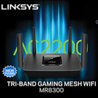 Linksys MR8300 Promo