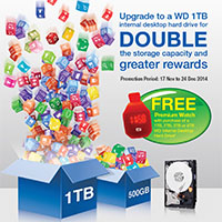 WD Year End Promo