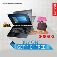 Lenovo Awesome Deals Promo