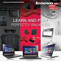 Lenovo Learn and Play (Back to School Campaign)