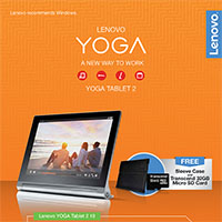 Lenovo Yoga Tablet 2 Promo!!!