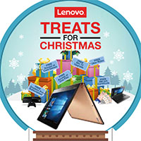Lenovo Holiday Campaign
