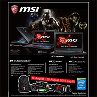 MSI Special Bundle
