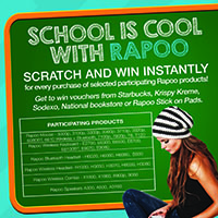 School is Cool with Rapoo