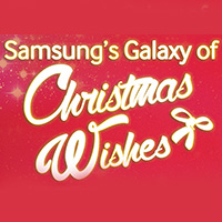 Samsung Galaxy of Christmas Wishes
