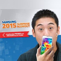 Samsung 2015 SURPRISE BLOWOUT