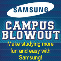 SAMSUNG CAMPUS BLOWOUT Get a FREE 21.5-inch LED Monitor Worth P7,790