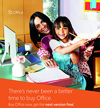 Microsoft Office Upgrade Offer